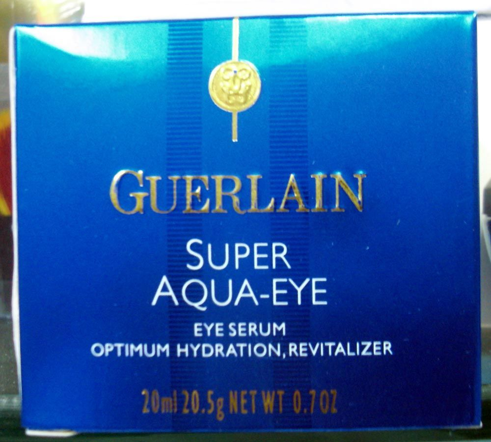 Guerlain SUPER AQUA Eye Serum Optimum Hydration Revitalizer -  20 ml
