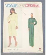 Vogue Paris Original sewing pattern 2352 Nina R... - $7.50