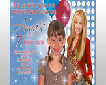 Buy Announcements - Hannah Montana Photo Birthday Party Invitations