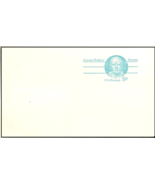 USPS Postcard Caesar Rodney Patriot 9 Cents Vin... - $5.00