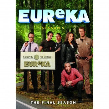 Eureka  Season 5   DVD Widescreen