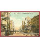 Toledo Ohio Postcard Summit Street Car 1910 BJs - $6.50