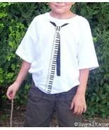 Father Son Combo Piano Tie Necktie Skinny 80s 1... - $19.99