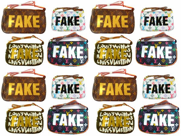 Fakes bags from faking fakers!