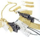 Np06_sexy_multitone_mesh__cz_chains_necklace_and_earrings_set_thumb128