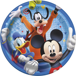 "Assiettes 9"" Mickey Mouse"