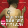 The girl with the dragon tattoo unabridged audiobook