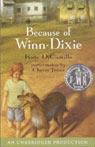 Because of winn dixie unabridged audiobook