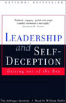 Leadership and self deception getting out of the box unabridged audiobook