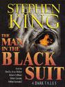 The man in the black suit 4 dark tales unabridged audiobook