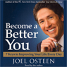 Become a better you 7 keys to improving your life every day audiobook