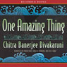 One amazing thing unabridged audiobook