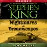Nightmares dreamscapes volume iii unabridged audiobook