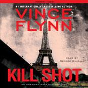 Kill shot an american assassin thriller unabridged audiobook