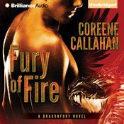Fury of fire dragonfury book 1 unabridged audiobook