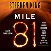 Mile 81 unabridged audiobook