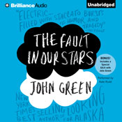 The fault in our stars unabridged audiobook