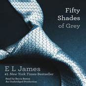 Fifty shades of grey book one of the fifty shades trilogy unabridged audiobook