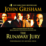The runaway jury audiobook 2