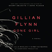 Gone girl a novel unabridged audiobook