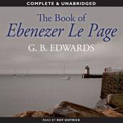 The book of ebenezer le page unabridged audiobook