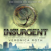 Insurgent divergent book 2 unabridged audiobook