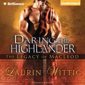 Daring the highlander unabridged audiobook