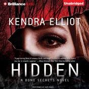 Hidden a bone secrets novel book 1 unabridged audiobook