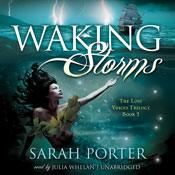 Waking storms unabridged audiobook