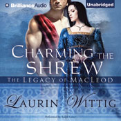 Charming the shrew the legacy of macleod series book 1 unabridged audiobook