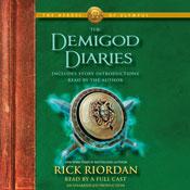 The heroes of olympus the demigod diaries unabridged audiobook