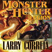 Monster hunter legion monster hunter book 4 unabridged audiobook
