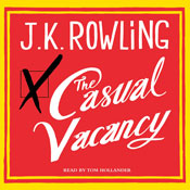 The casual vacancy unabridged audiobook