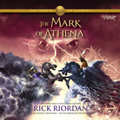 The mark of athena the heroes of olympus book 3 unabridged audiobook