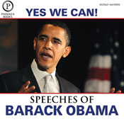 Yes we can the speeches of barack obama audiobook