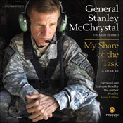 My share of the task a memoir unabridged audiobook