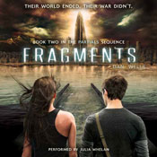 Fragments partials book 2 unabridged audiobook