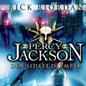 Percy jackson 5 den sidste olymper unabridged audiobook