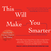 This will make you smarter new scientific concepts to improve your thinking unabridged audiobook