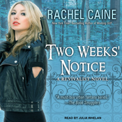 Two weeks notice a revivalist novel book 2 unabridged audiobook