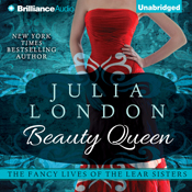 Beauty queen the fancy lives of the lear sisters book 2 unabridged audiobook