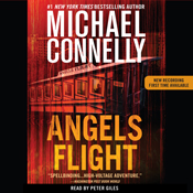 Angels flight a harry bosch novel unabridged audiobook