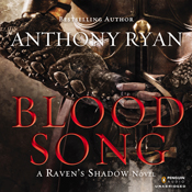 Blood song ravens shadow book 1 unabridged audiobook