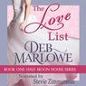 The Love List: Half Moon House, Book 1