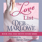 The love list half moon house book 1 unabridged audiobook