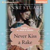Never kiss a rake unabridged audiobook