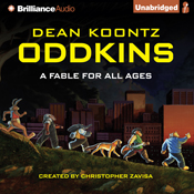 Oddkins a fable for all ages unabridged audiobook