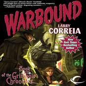 Warbound book iii of the grimnoir chronicles unabridged audiobook