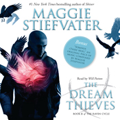 The dream thieves raven cycle series book 2 unabridged audiobook