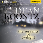 The servants of twilight unabridged audiobook